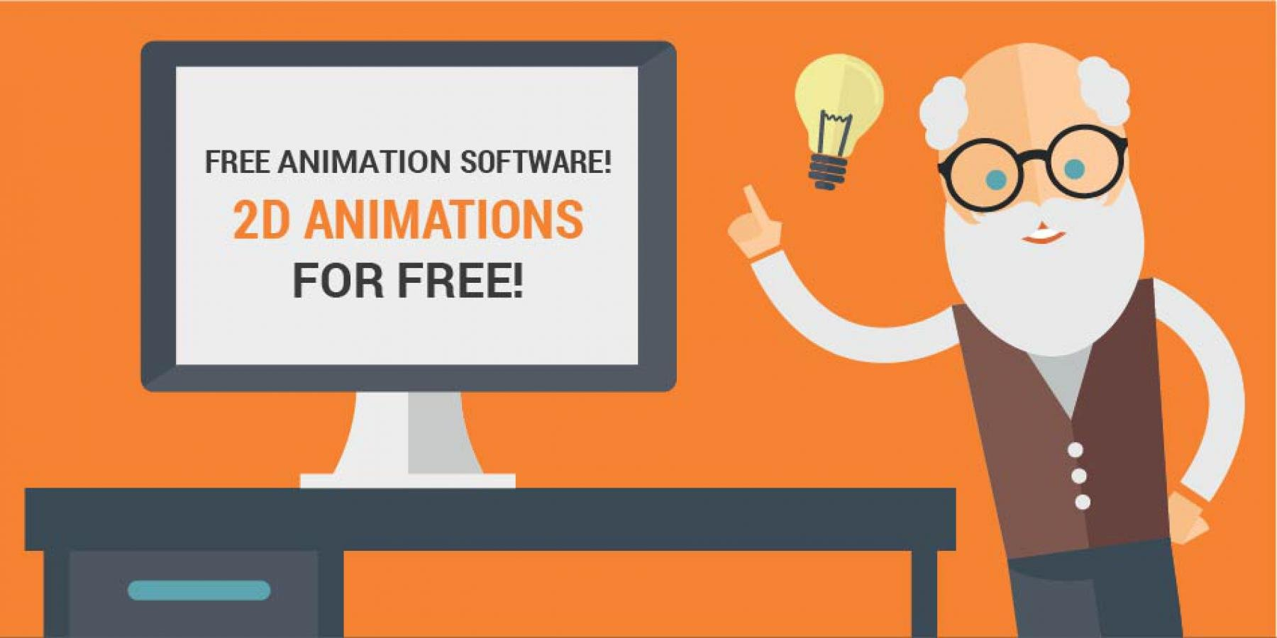 Free cartoon commercial maker Free 2d software