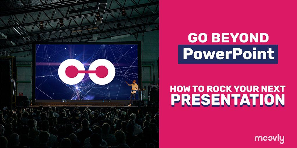 go beyond powerpoint how to rock your next presentation