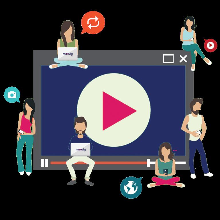 Moovly l Tutorial Video Maker I Create Videos Online