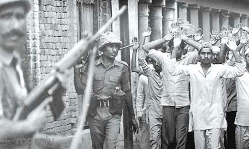 The Hyderabad massacre